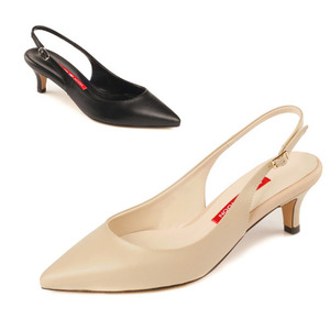 Pointed Slingback